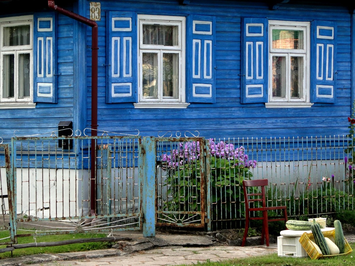 Zdjęcia: Ryboły, Podlasie, Z serii: podlaskie klimaty - Ryboły (1), POLSKA