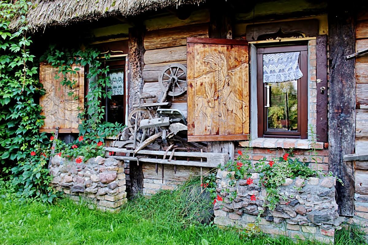 Zdjęcia: Kruszyniany, województwo podlaskie, Zajazd Tatarski, POLSKA