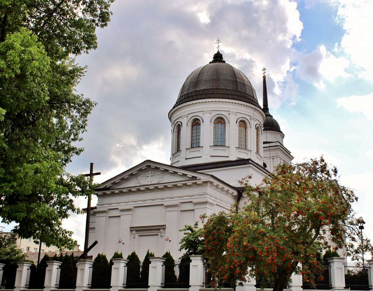 Zdjęcia: Białystok, województwo podlaskie, Sobór św.Mikołaja z 1846 roku, POLSKA