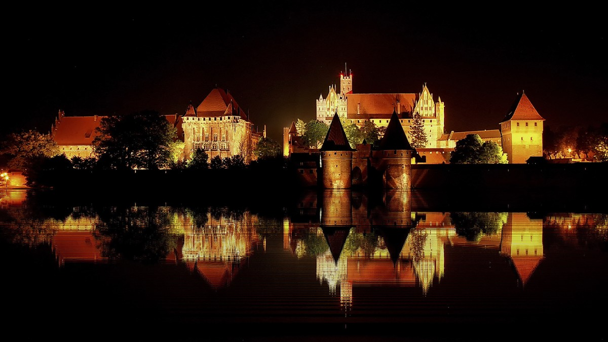 Zdjęcia: Malbork, Pomorskie , Zamek, POLSKA