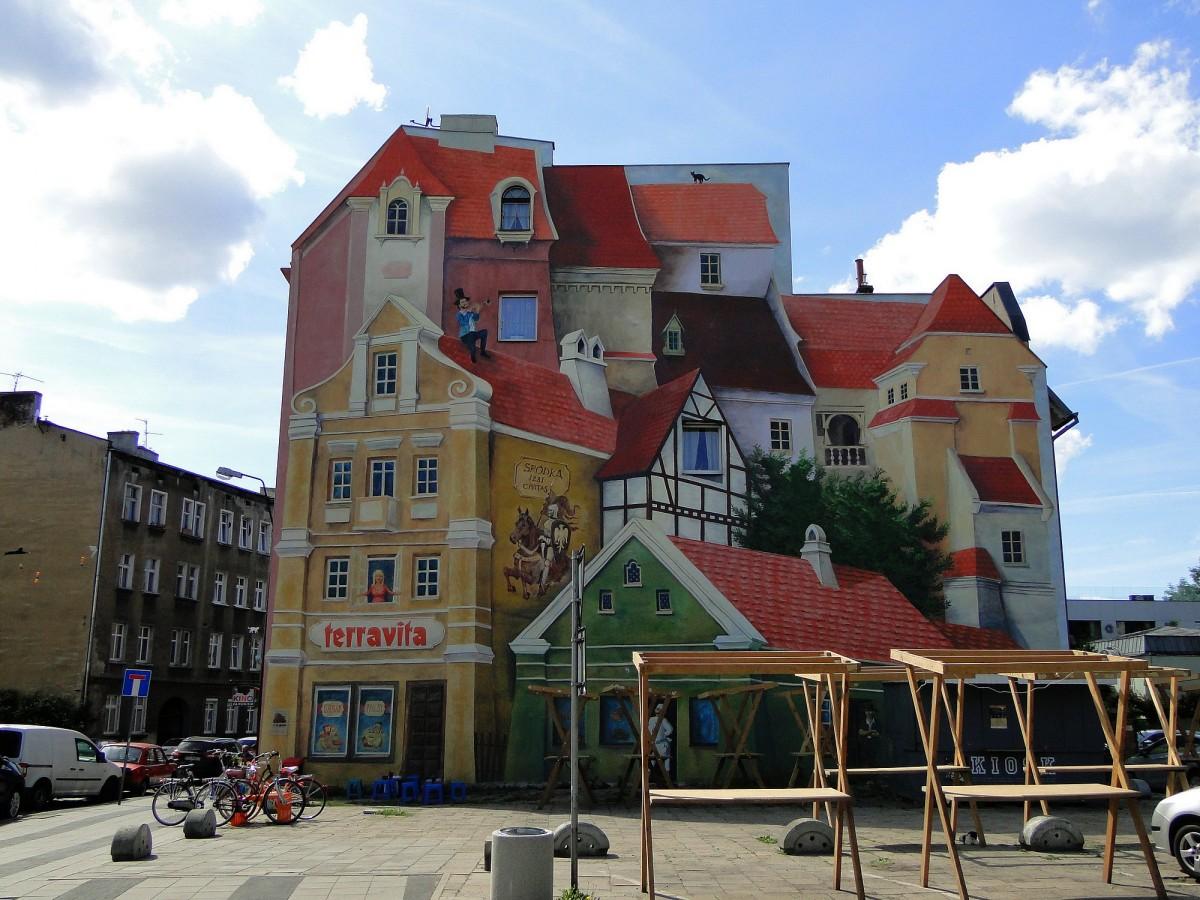 Zdjęcia: Poznań, Wielkopolska, Lato w Poznaniu., POLSKA