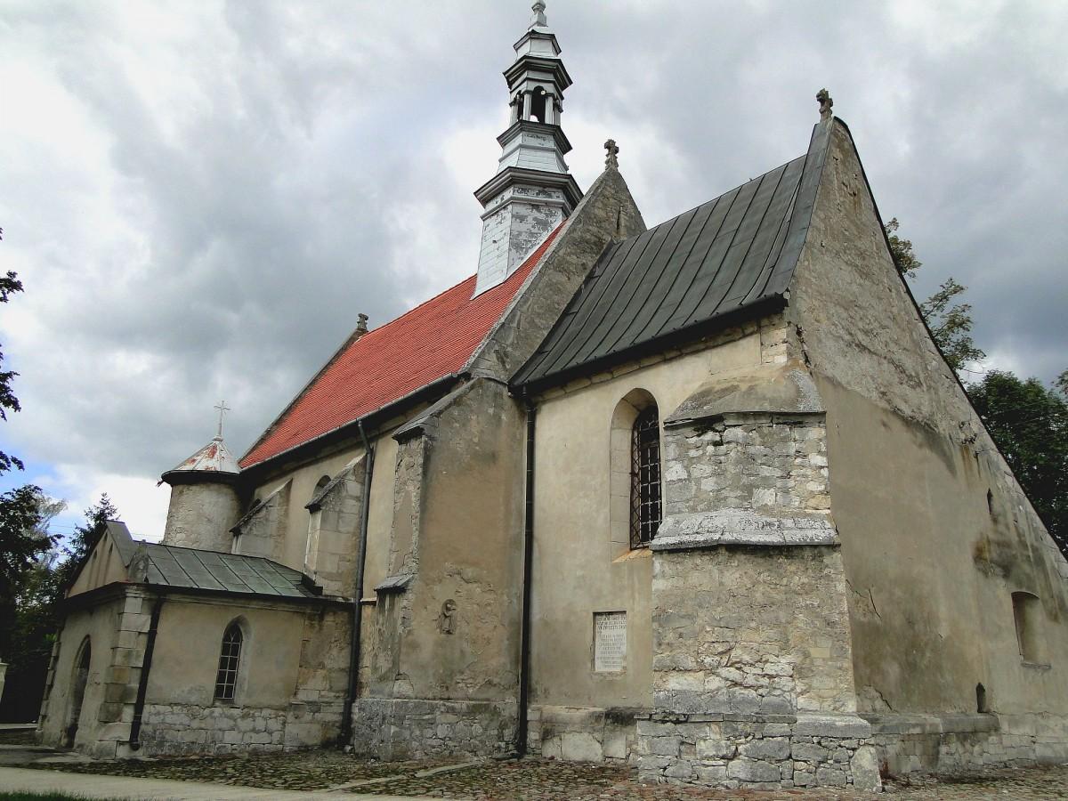 Zdjęcia: Dobrowoda, świętokrzyskie, Świętokrzyskie ciekawostki., POLSKA