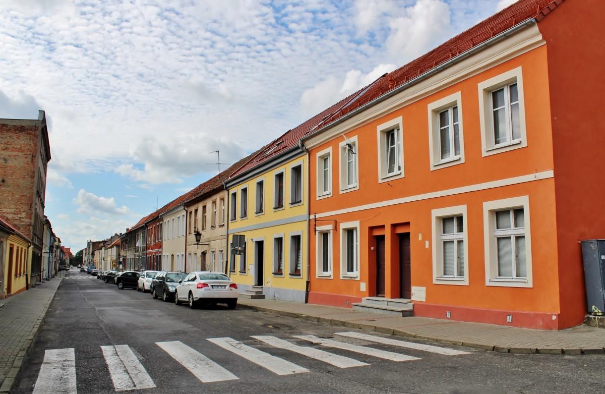 Zdjęcia: Chełmno, województwo kujawsko-pomorskie, Ulica 22 Stycznia, POLSKA