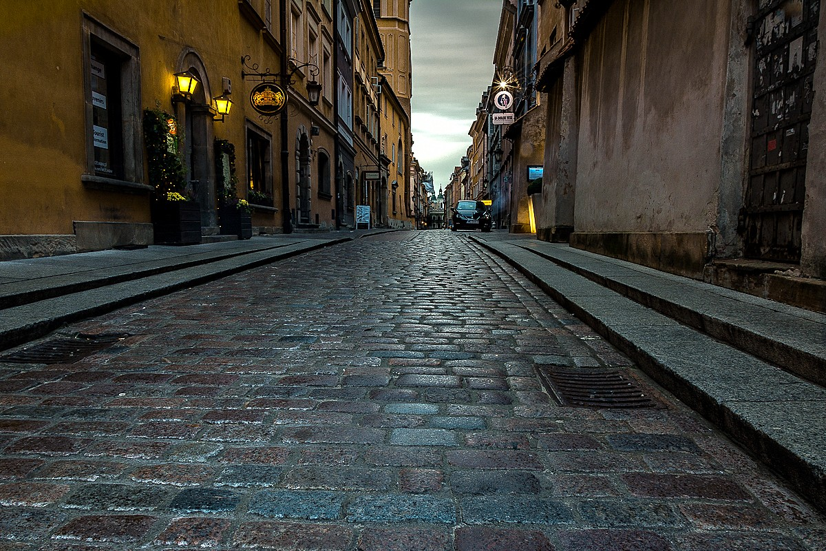 Zdjęcia: Warszawa, ., Starówka, POLSKA