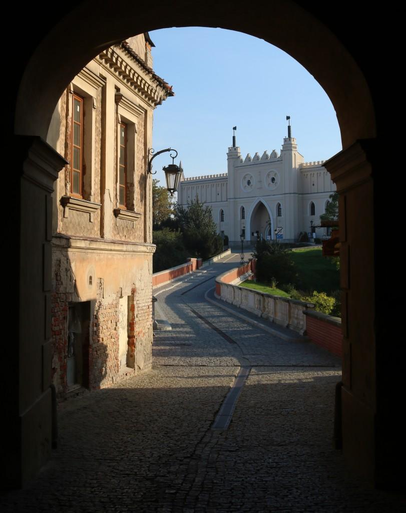 Zdjęcia: Lublin, Z Bramy Grodzkiej , POLSKA