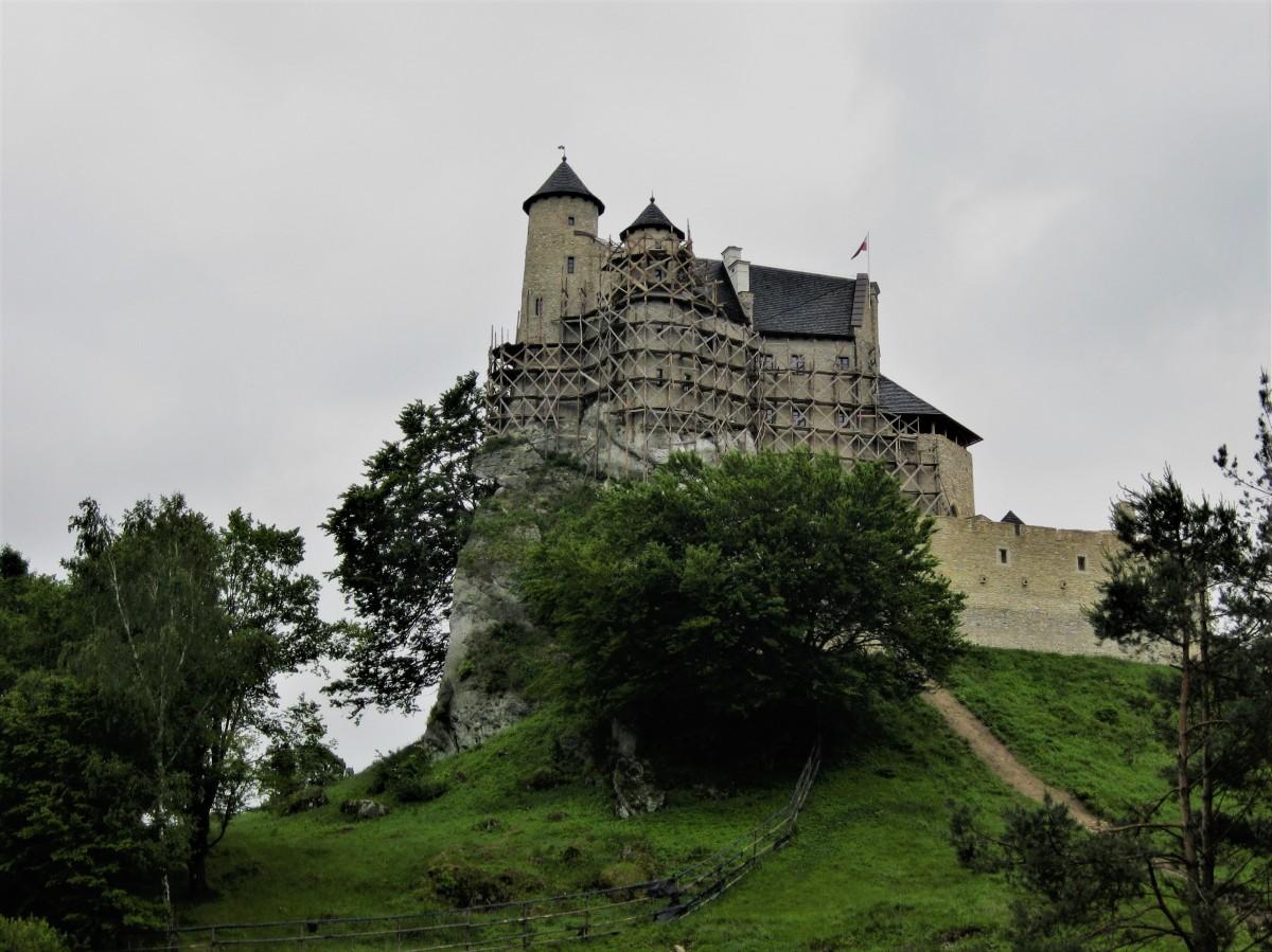 Zdjęcia: Idąc z Mirowa, Jura, Bobolice, POLSKA