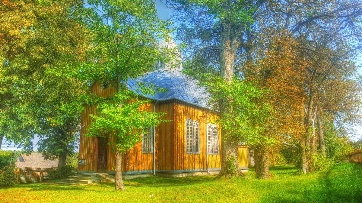 Zdjęcia: Stary Bubel, Lubelskie, W kolorach lata, POLSKA