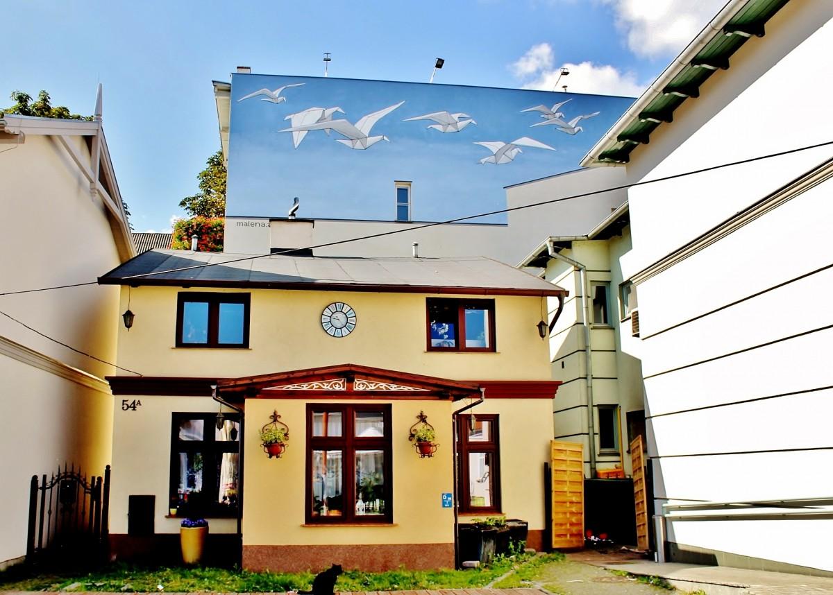 Zdjęcia: Sopot, województwo pomorskie, Sopockie zaułki, POLSKA