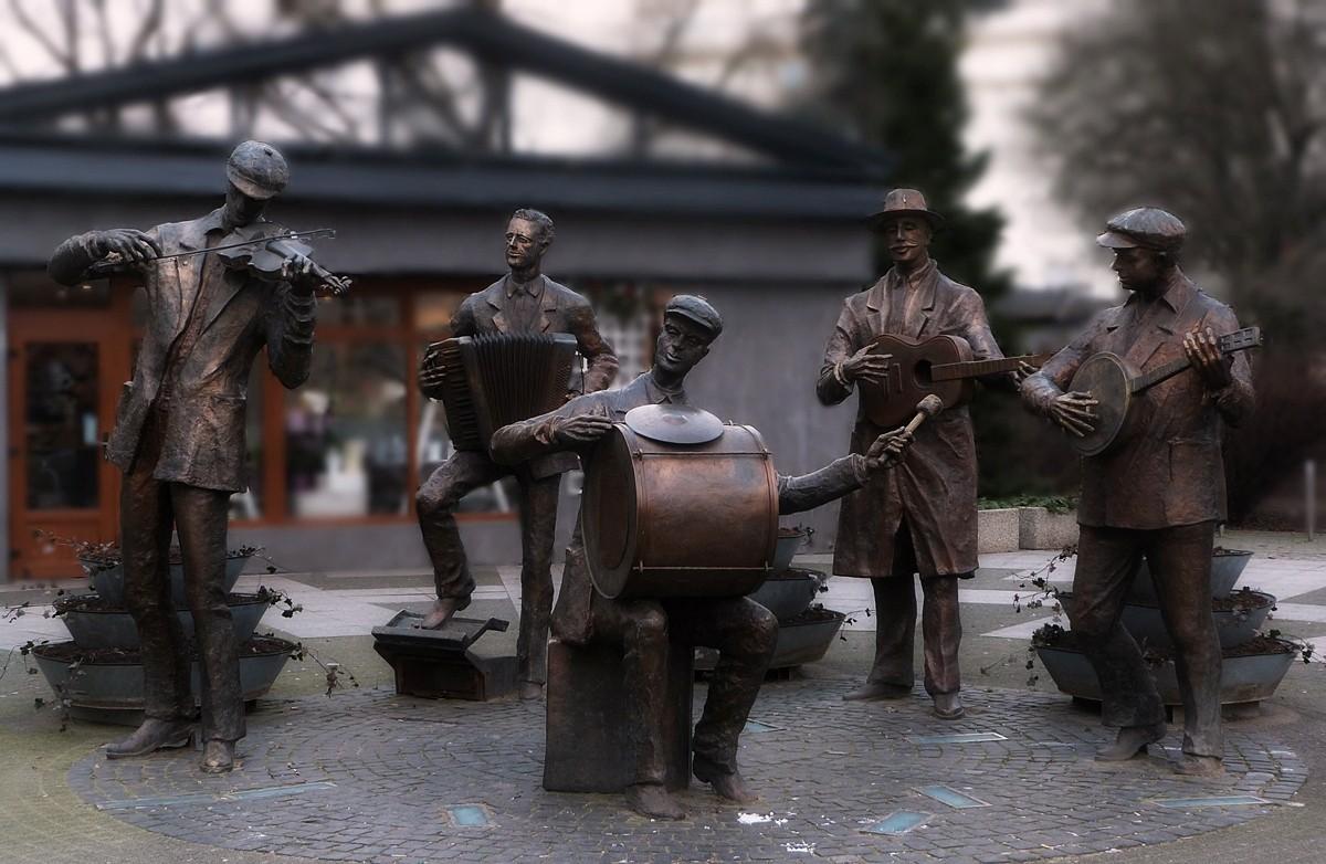 Zdjęcia: Warszawa, Mazowsze, Chłopaki z Pragi, POLSKA