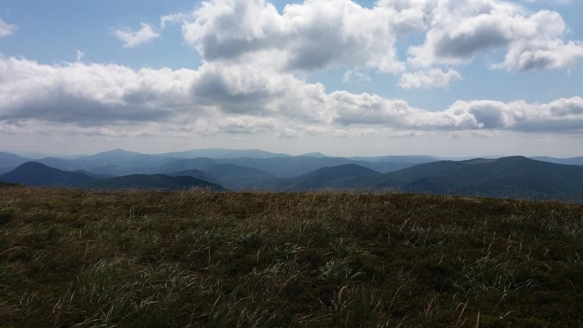 Zdjęcia: Bieszczady, Bieszczady, Góry, POLSKA