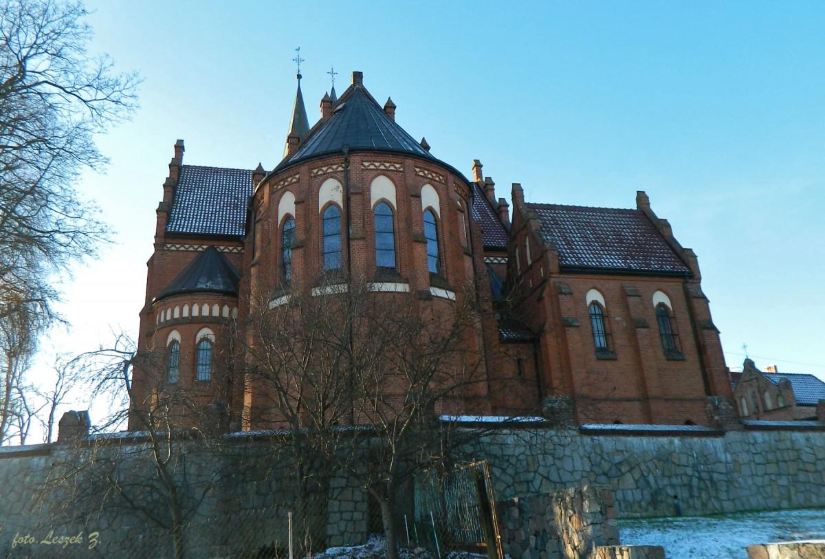 Zdjęcia: Gietrzwałd., Warmińsko-Mazurskie., Gietrzwałd - Bazylika Mniejsza Narodzenia Najświętszej Maryi Panny., POLSKA