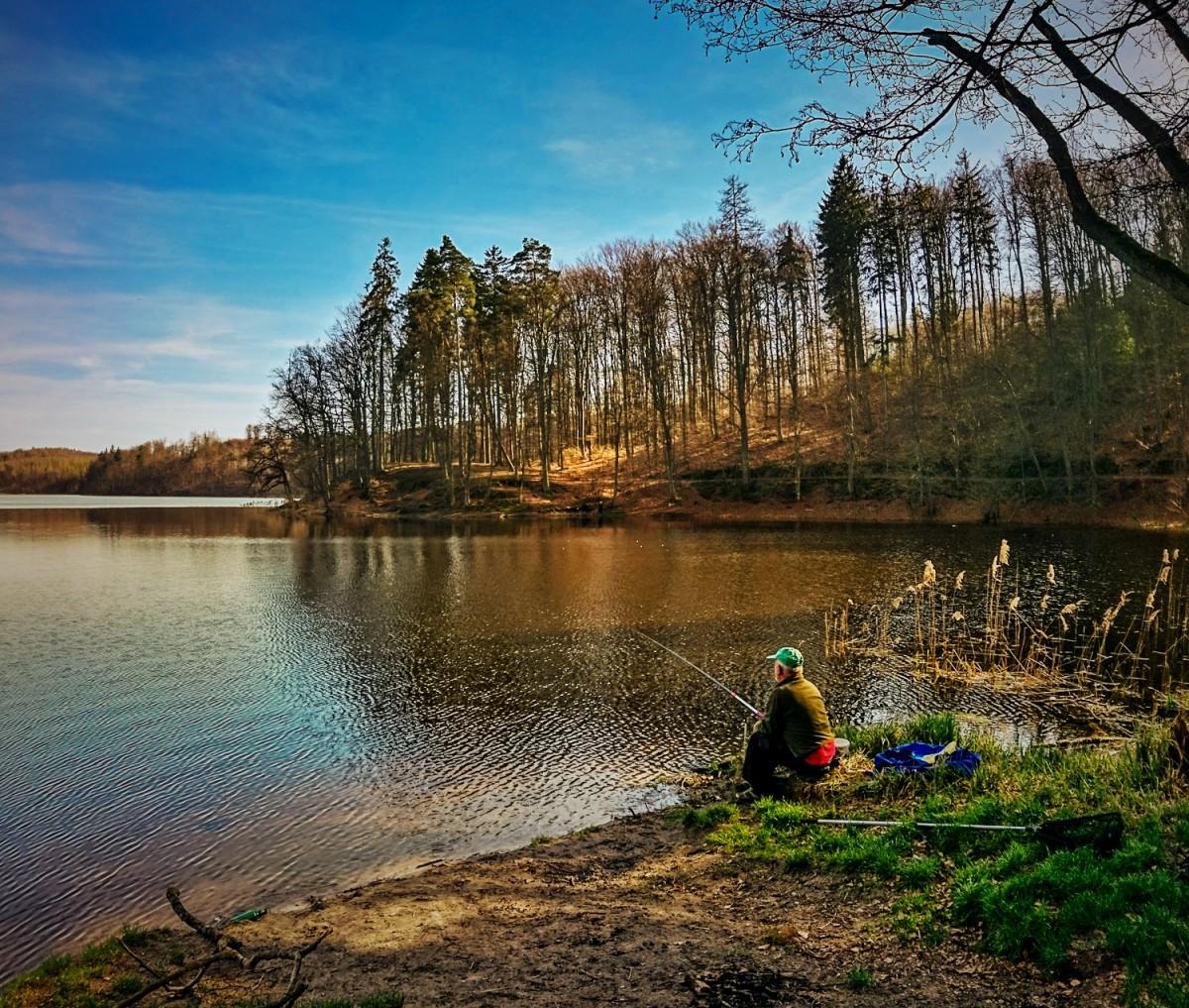 Zdjęcia: Otomin, Pomorze, może by na ryby, POLSKA