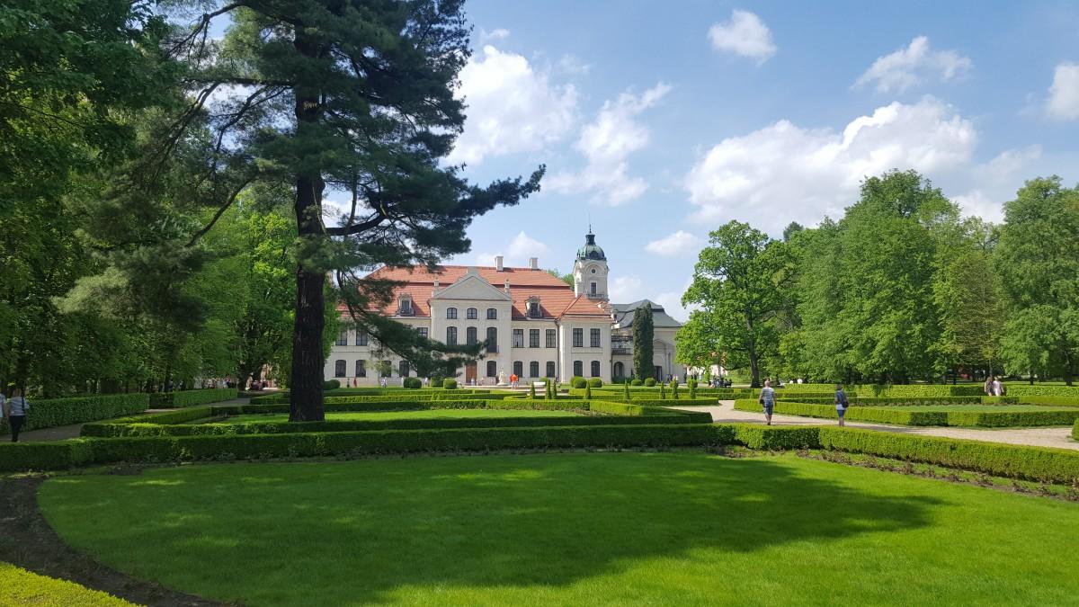 Zdjęcia: Kozłówka, Lubelskie, Kozłówka, POLSKA
