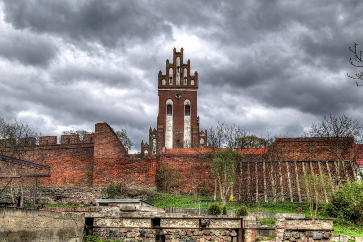 Zdjęcia: Gniew, pomorskie, Zamek w Gniewie, POLSKA