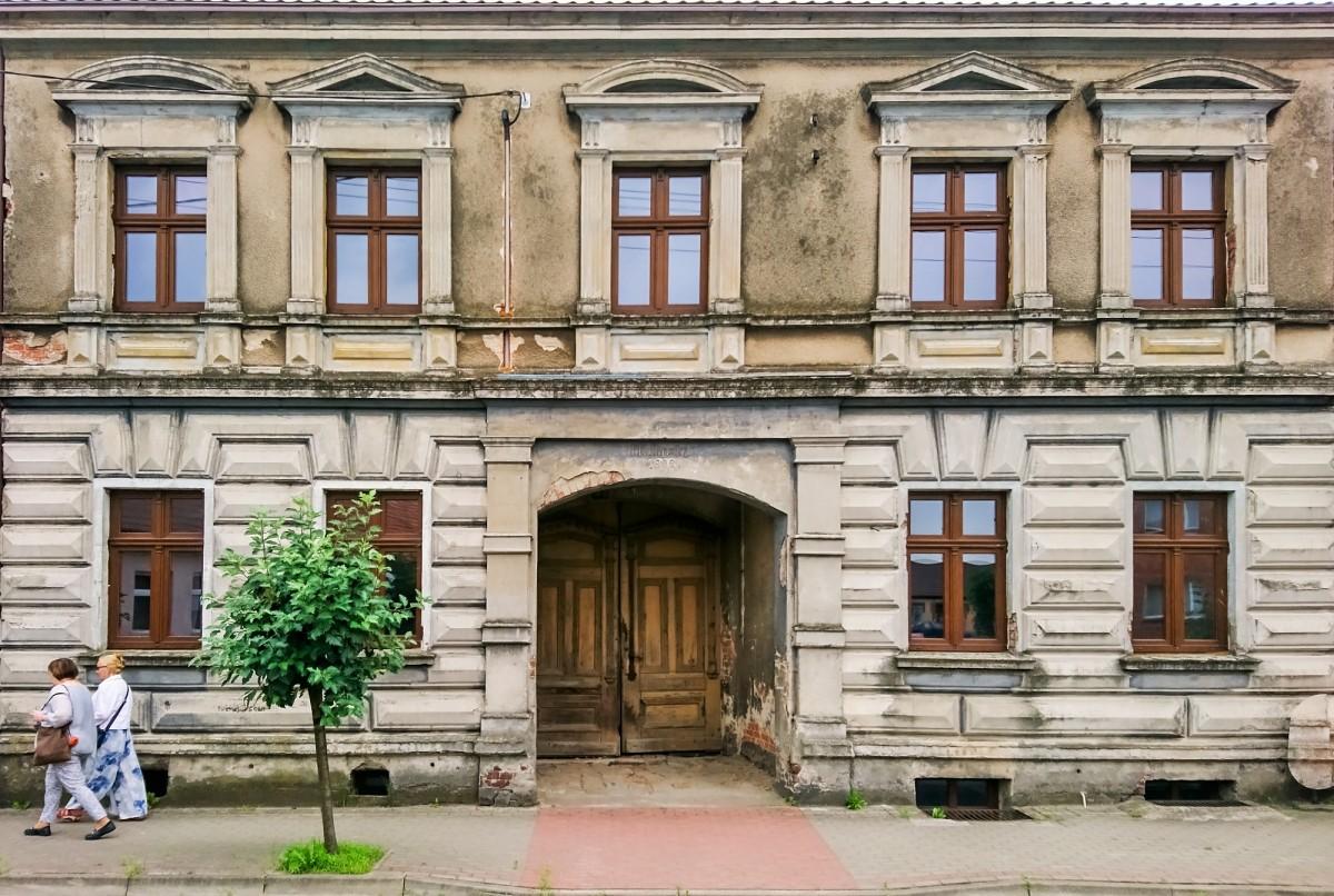 Zdjęcia: Grabów nad Prosną, Wielkopolska, specer po starówce, POLSKA