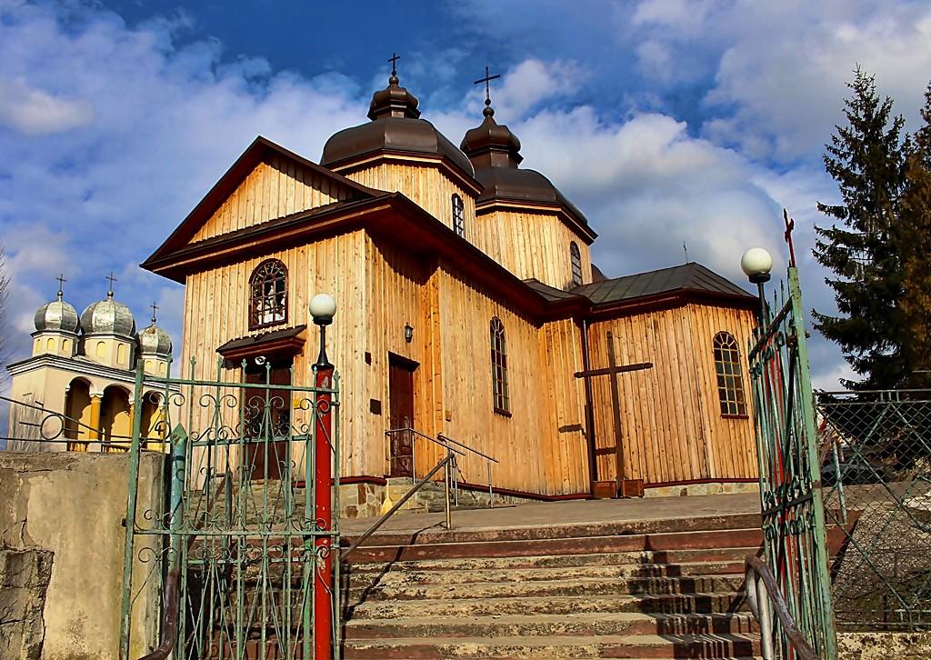 Zdjęcia: Jurowce, Podkarpacie, Na szlaku architektury drewnianej, POLSKA