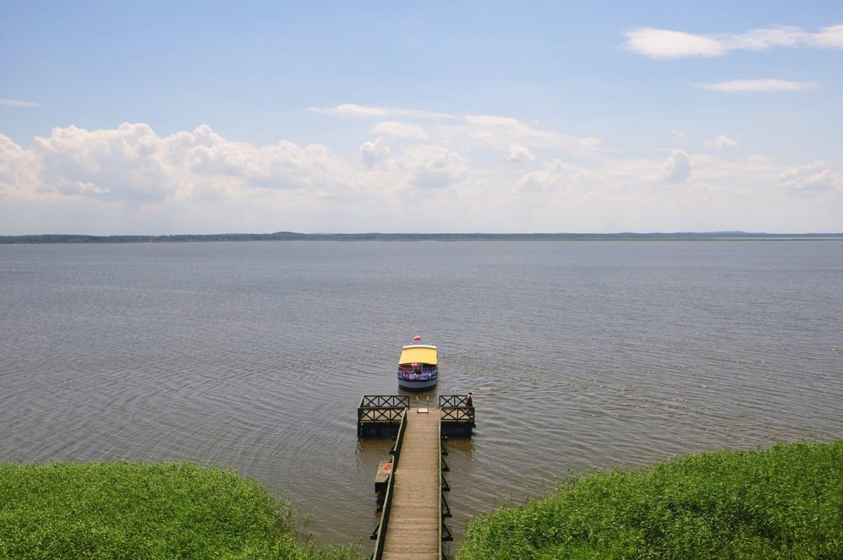 Zdjęcia: Łeba, pomorskie, Jezioro Łebsko, POLSKA