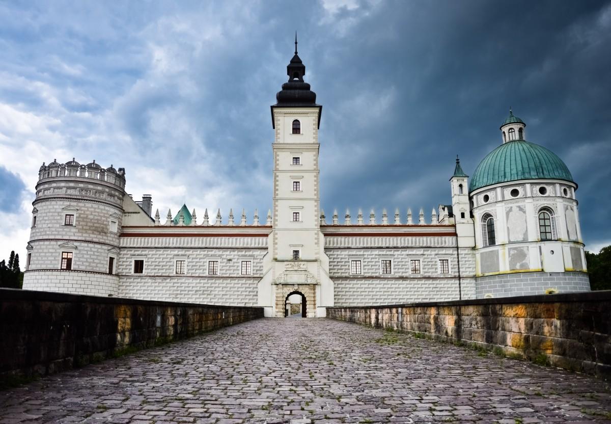 Zdjęcia: Krasiczyn, Podkarpacie, Zamek w Krasiczynie, POLSKA