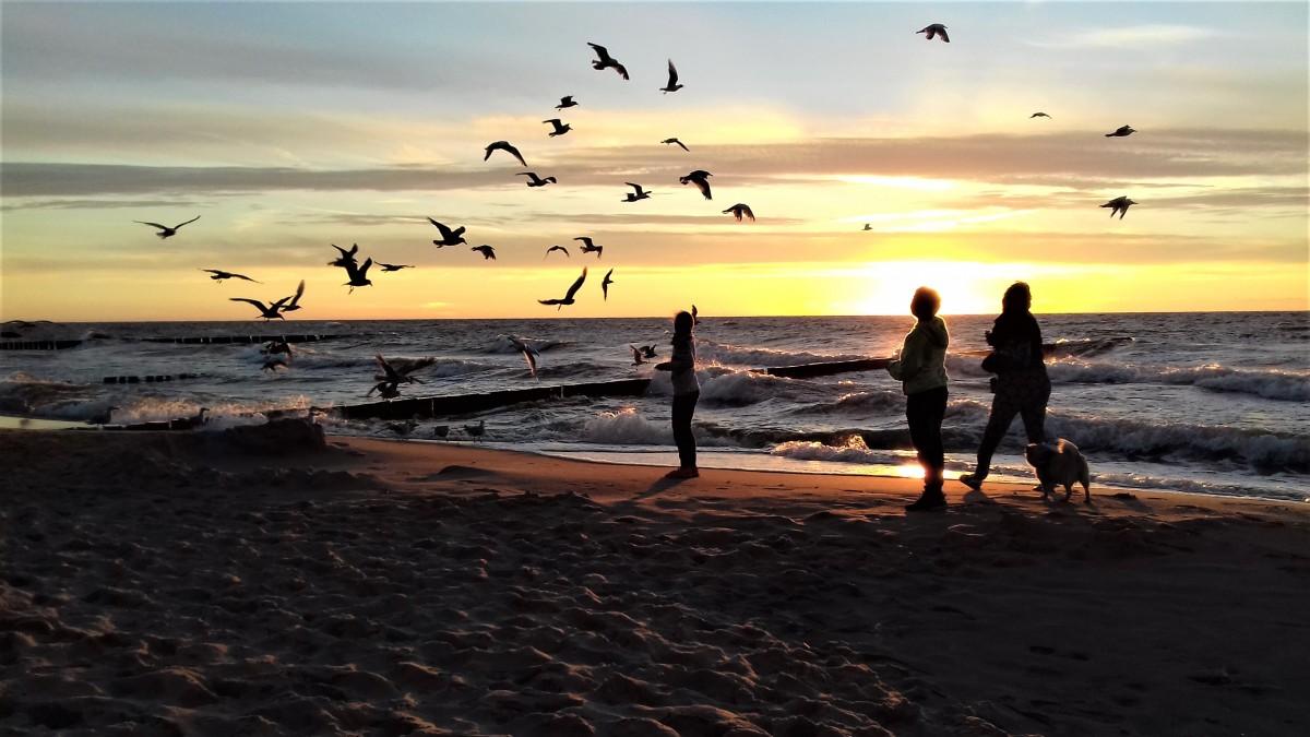 Zdjęcia: Ustronie Morskie, Zachodniopomorskie, Nad Bałtykiem, POLSKA