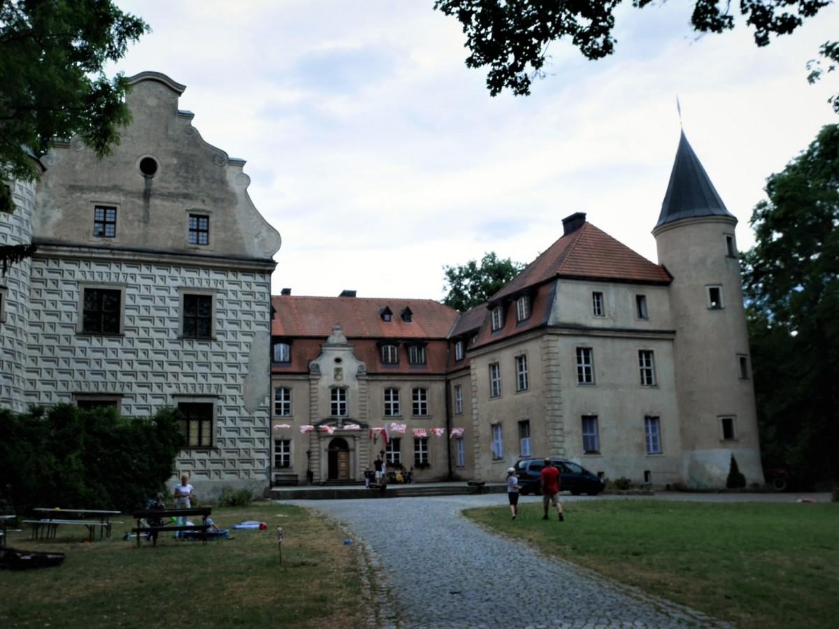 Zdjęcia: Tuczno,  zachodniopomorskie, Zamek Wedlów, POLSKA