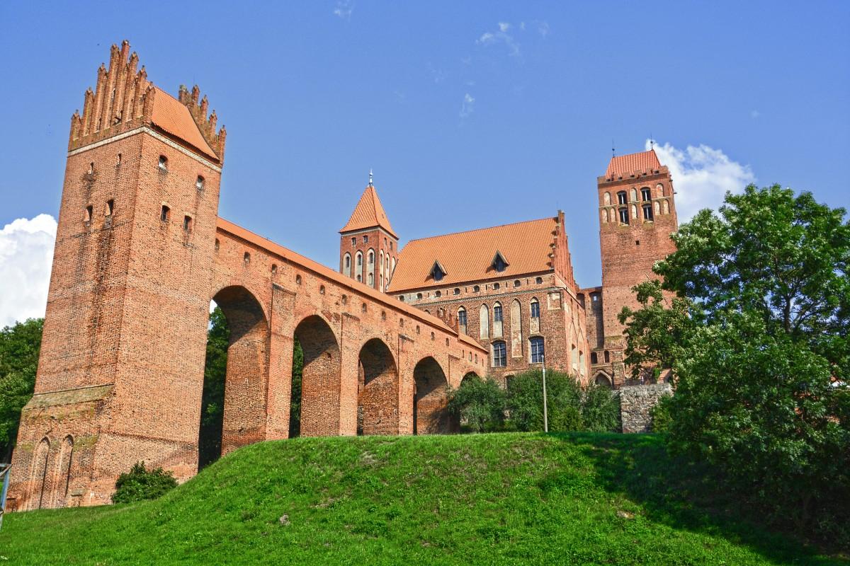 Zdjęcia: Kwidzyn, pomorskie, Zamek w Kwidzynie, POLSKA