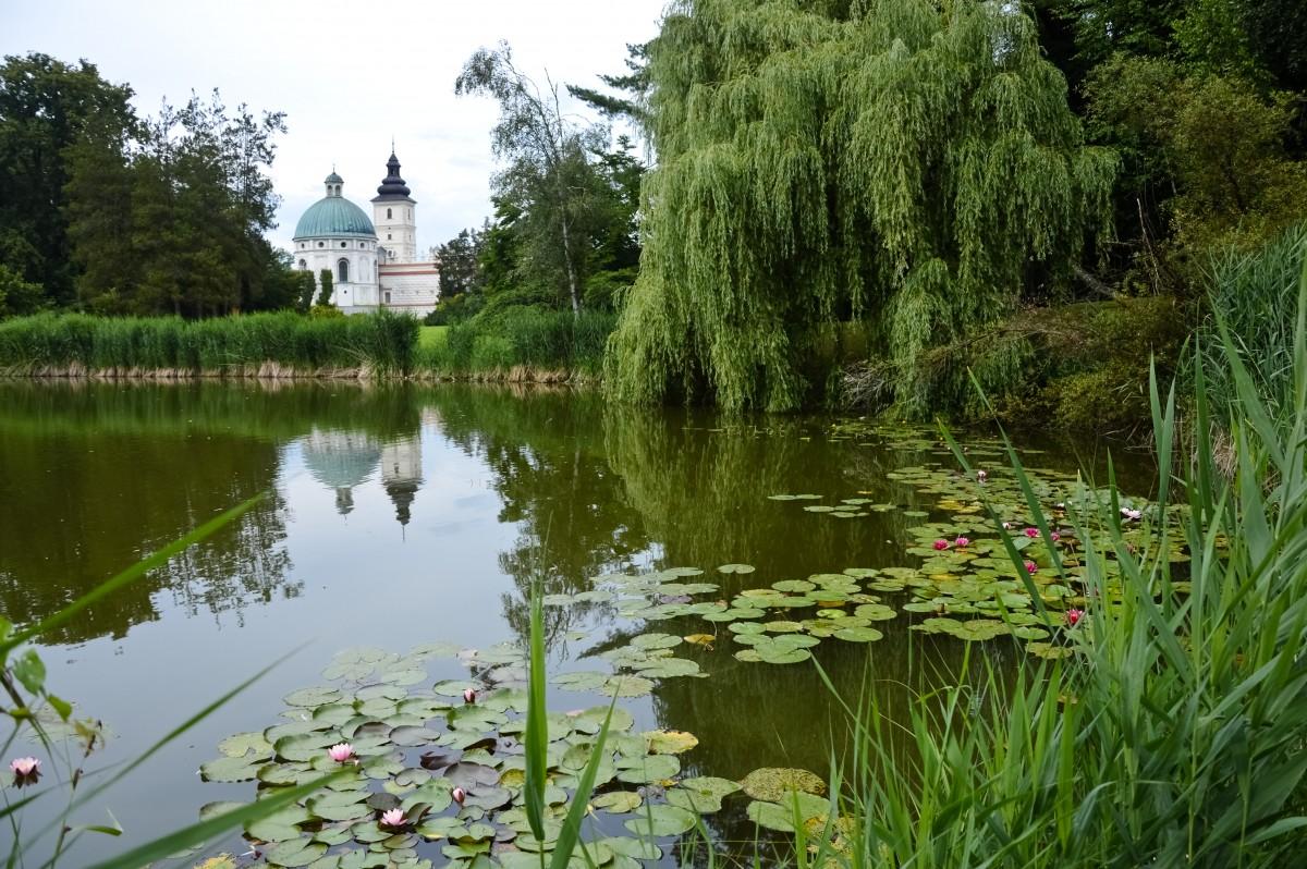 Zdjęcia: Krasiczyn, Podkarpacie, Krasiczyński Park, POLSKA