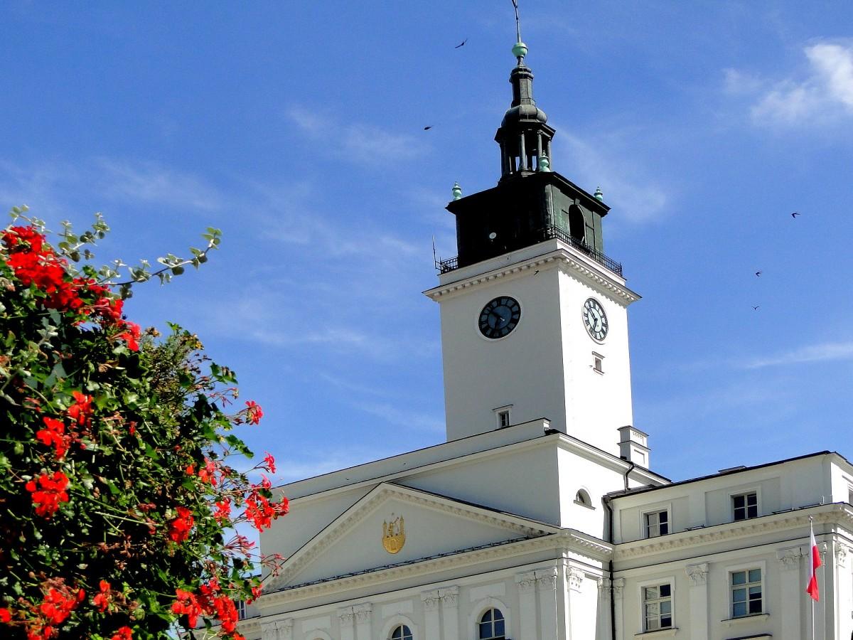 Zdjęcia: Kalisz, Wielkopolska, Lato w Kaliszu., POLSKA
