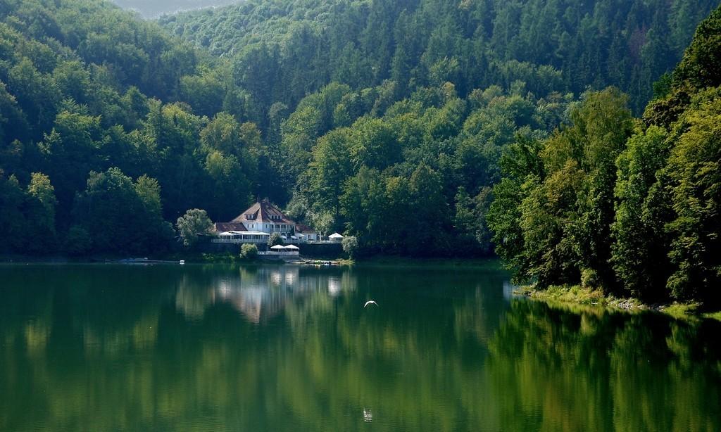 Zdjęcia: Zagórze Śląskie, dolnoślaskie, Zbiornik, Zagórze Śląskie, POLSKA