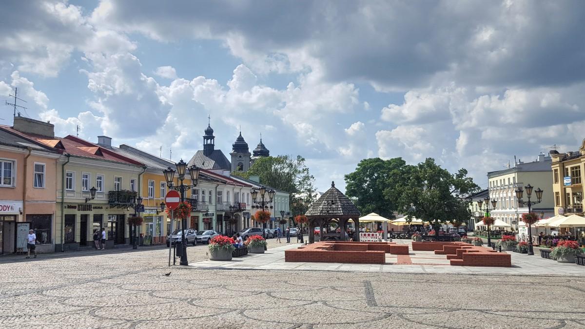 Zdjęcia: Chełm, Lubelszczyzna, W miasteczku nad Uherką, POLSKA