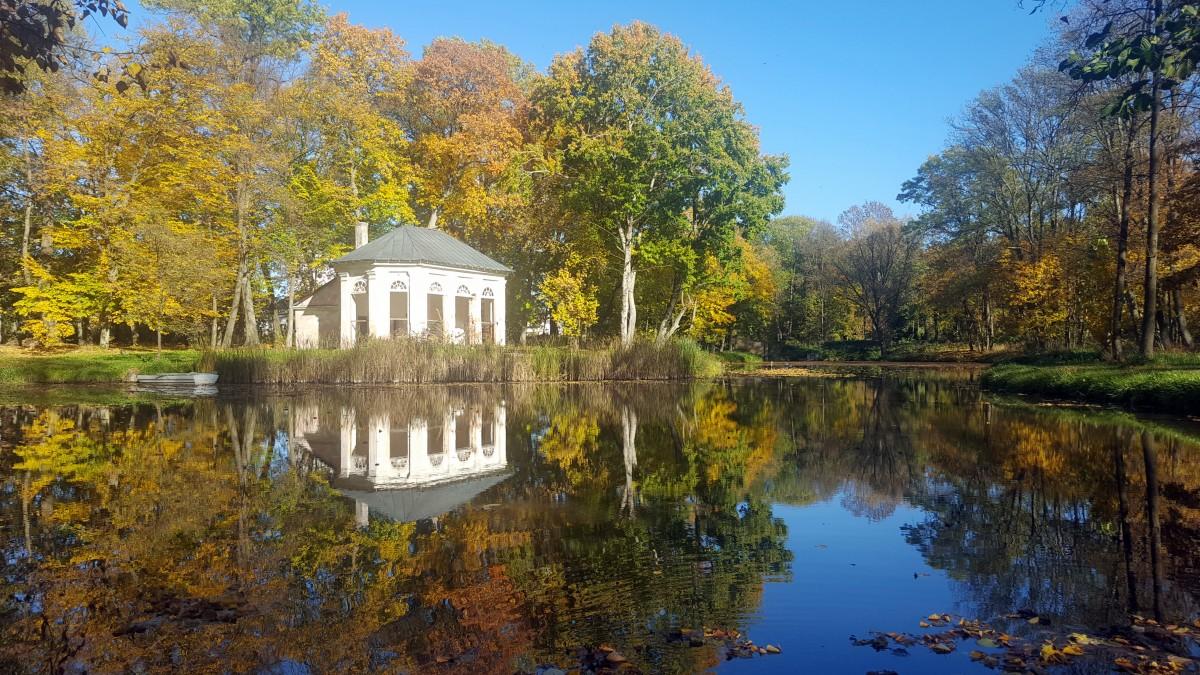 Zdjęcia: Cieleśnica, Lubelszczyzna, Jesień na wschodzie, POLSKA