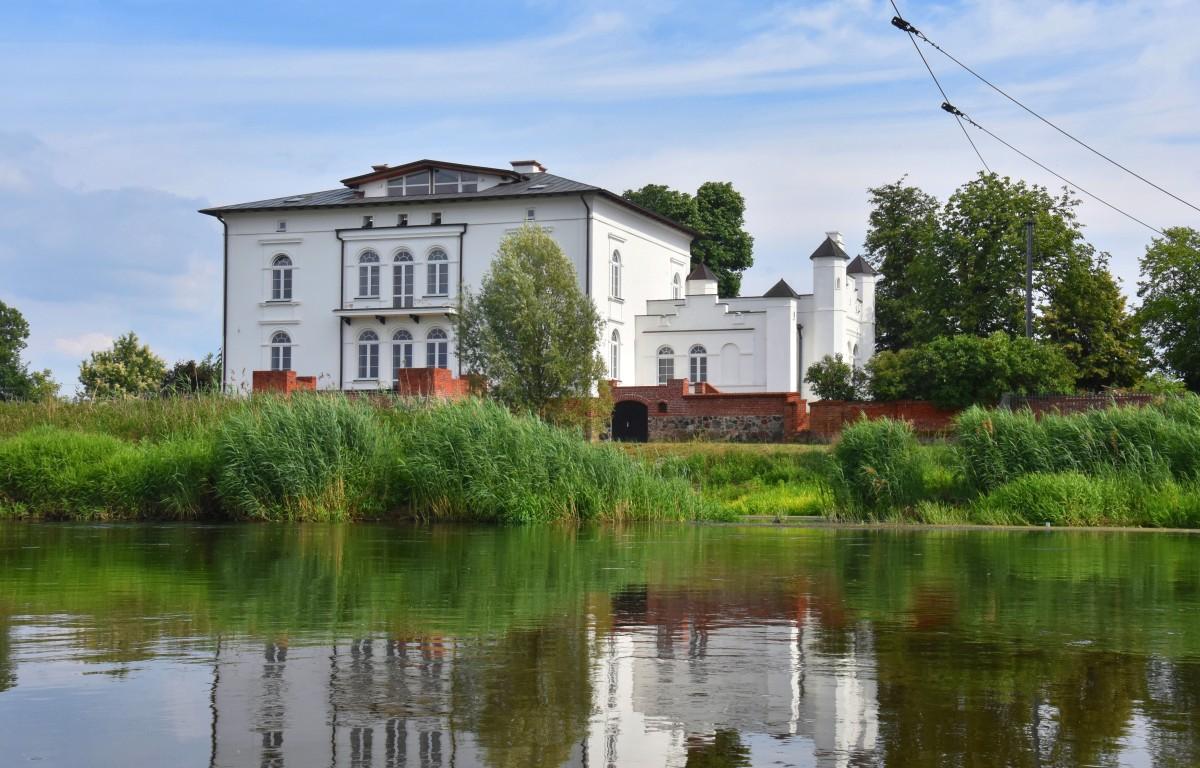 Zdjęcia: Sławsk, woj.wielkopolskie, Dwór w Sławsku  , POLSKA