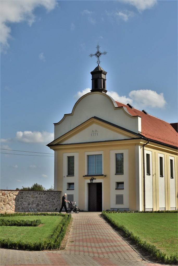Zdjęcia: Tykocin, Białostockie, Tykocin, klasztor pobernardyński, POLSKA