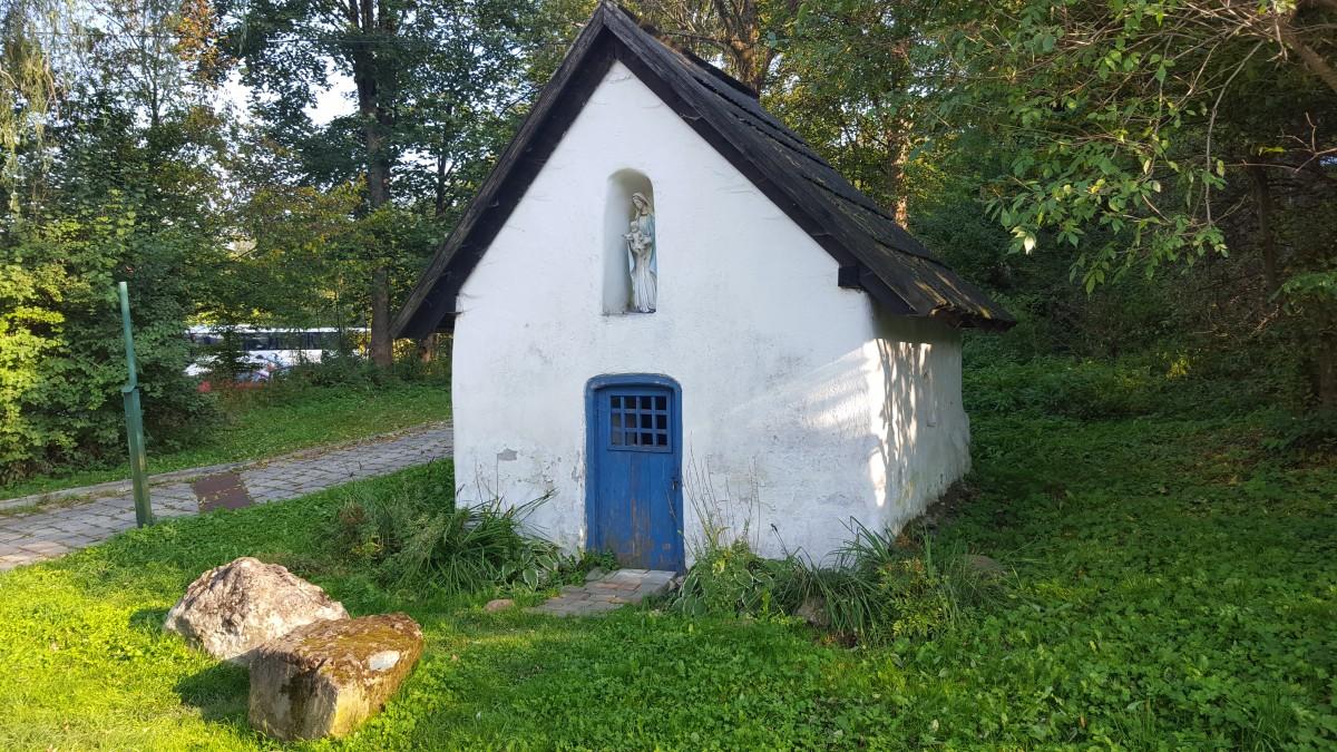 Zdjęcia: Jaworki, Małopolska, Przy drodze, POLSKA