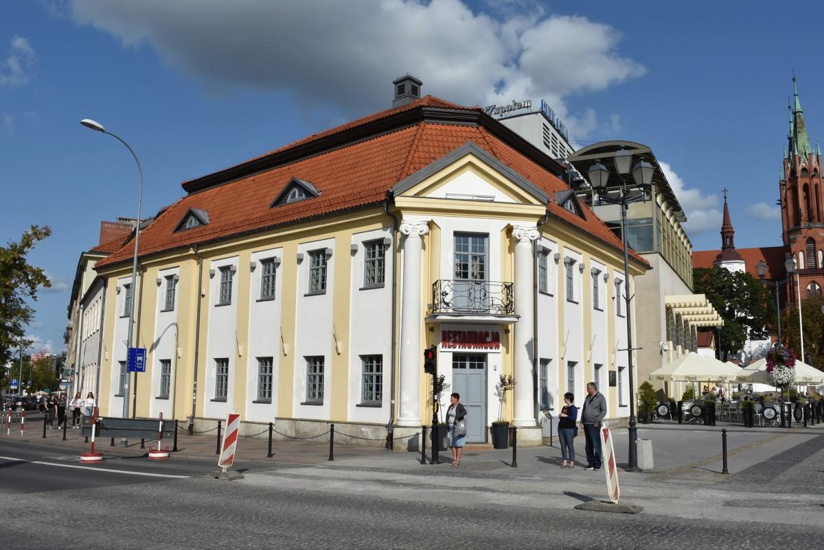 Zdjęcia: Białystok, Podlasie, Białysto, Astoria, zbudowana po 1753, POLSKA