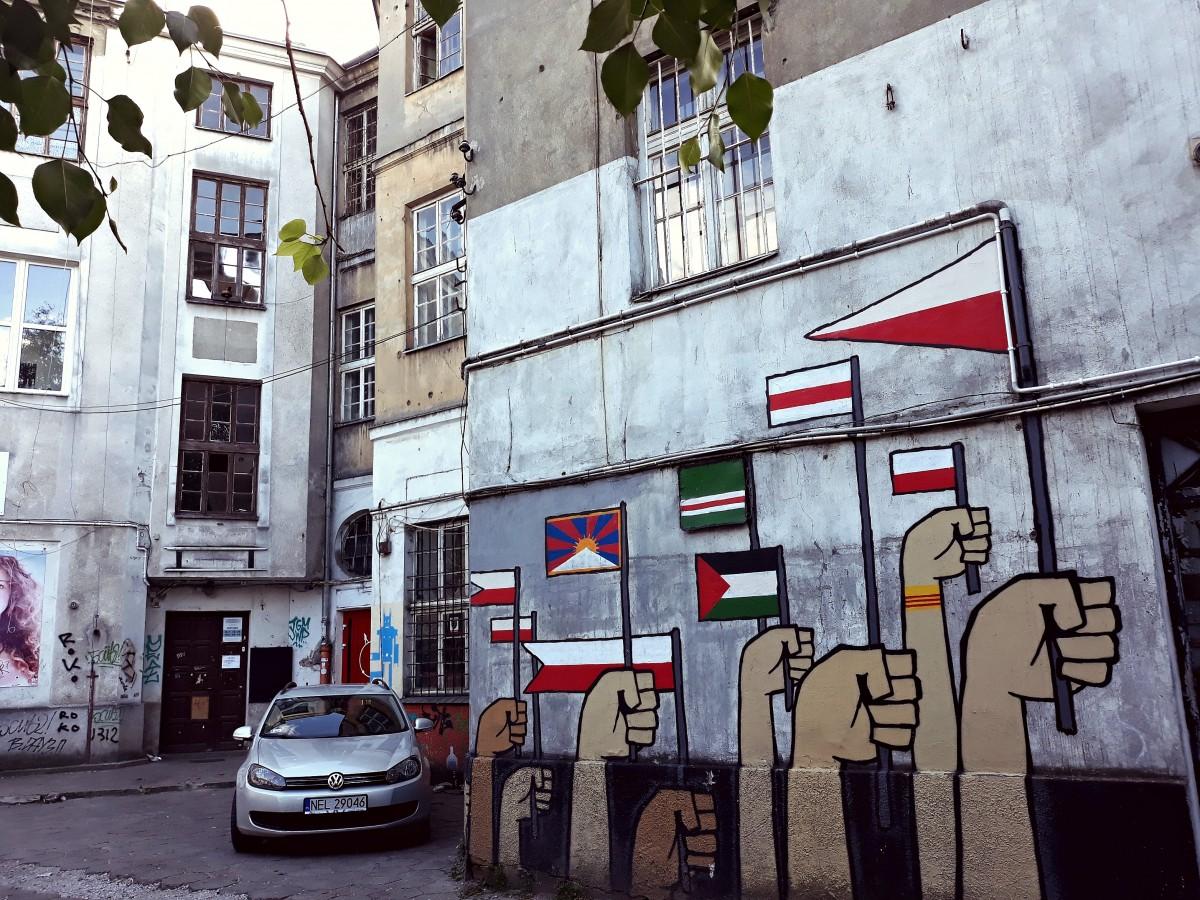 Zdjęcia: Warszawa, Tu zatrzymał się czas, POLSKA