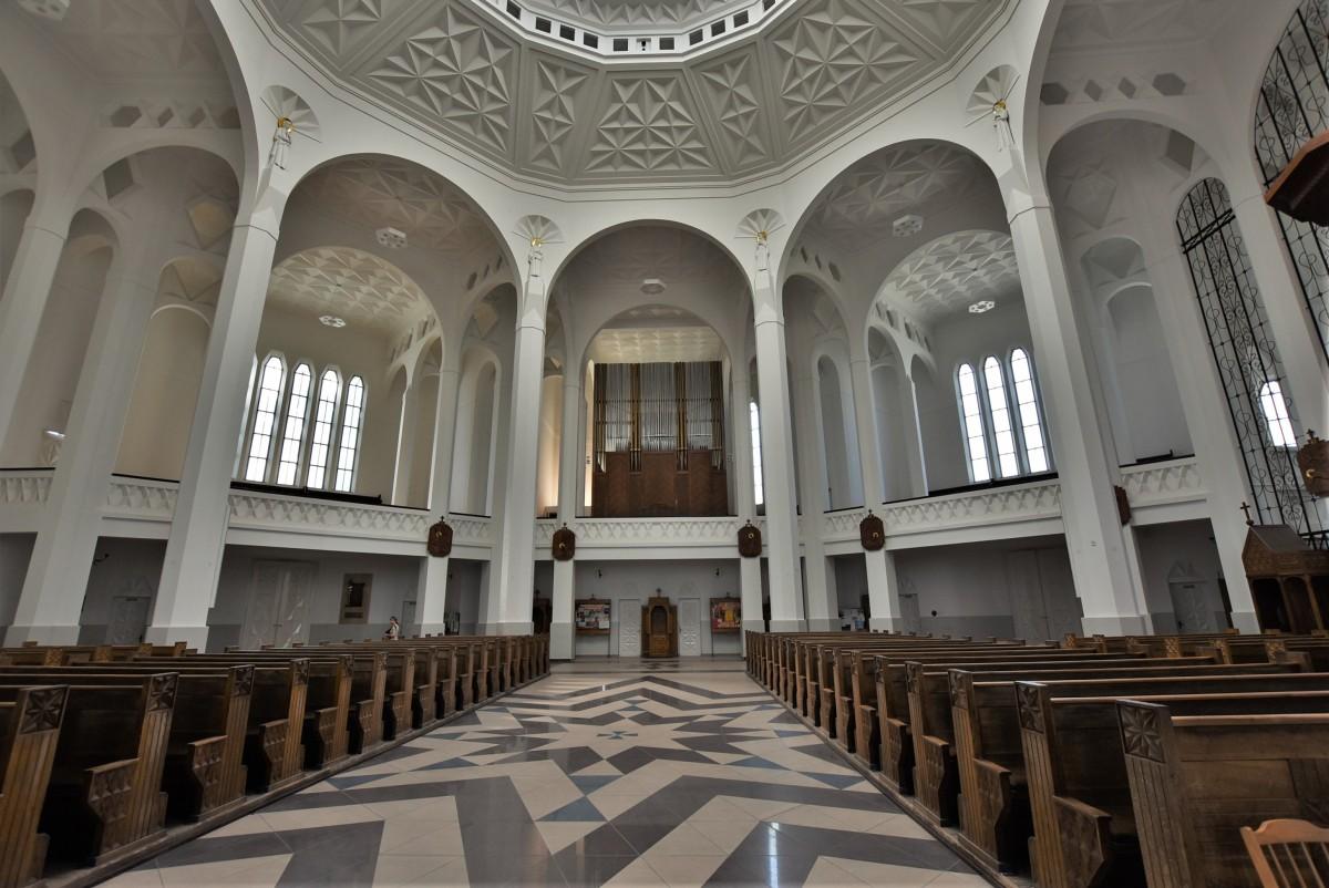 Zdjęcia: Białystok, Podlasie, Bazylika św. Rocha w Białymstoku, POLSKA
