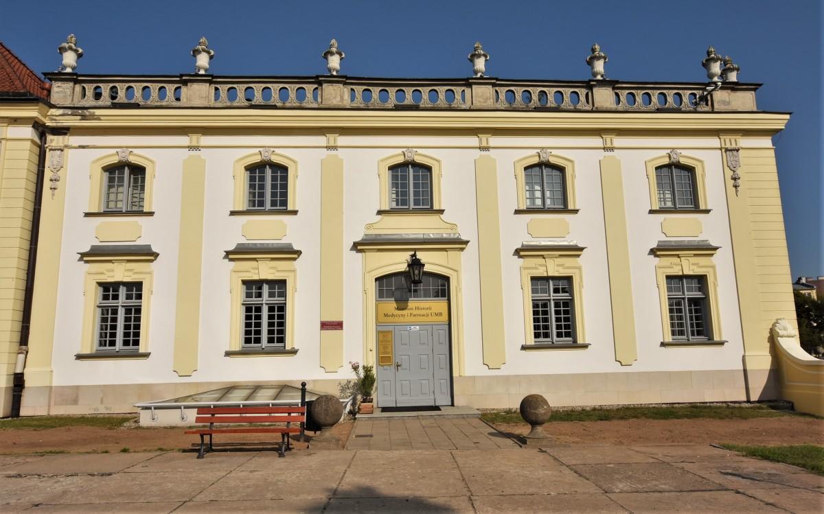 Zdjęcia: Białystok, Podlasie, Białystok, pałac Branickich XVIII w., POLSKA
