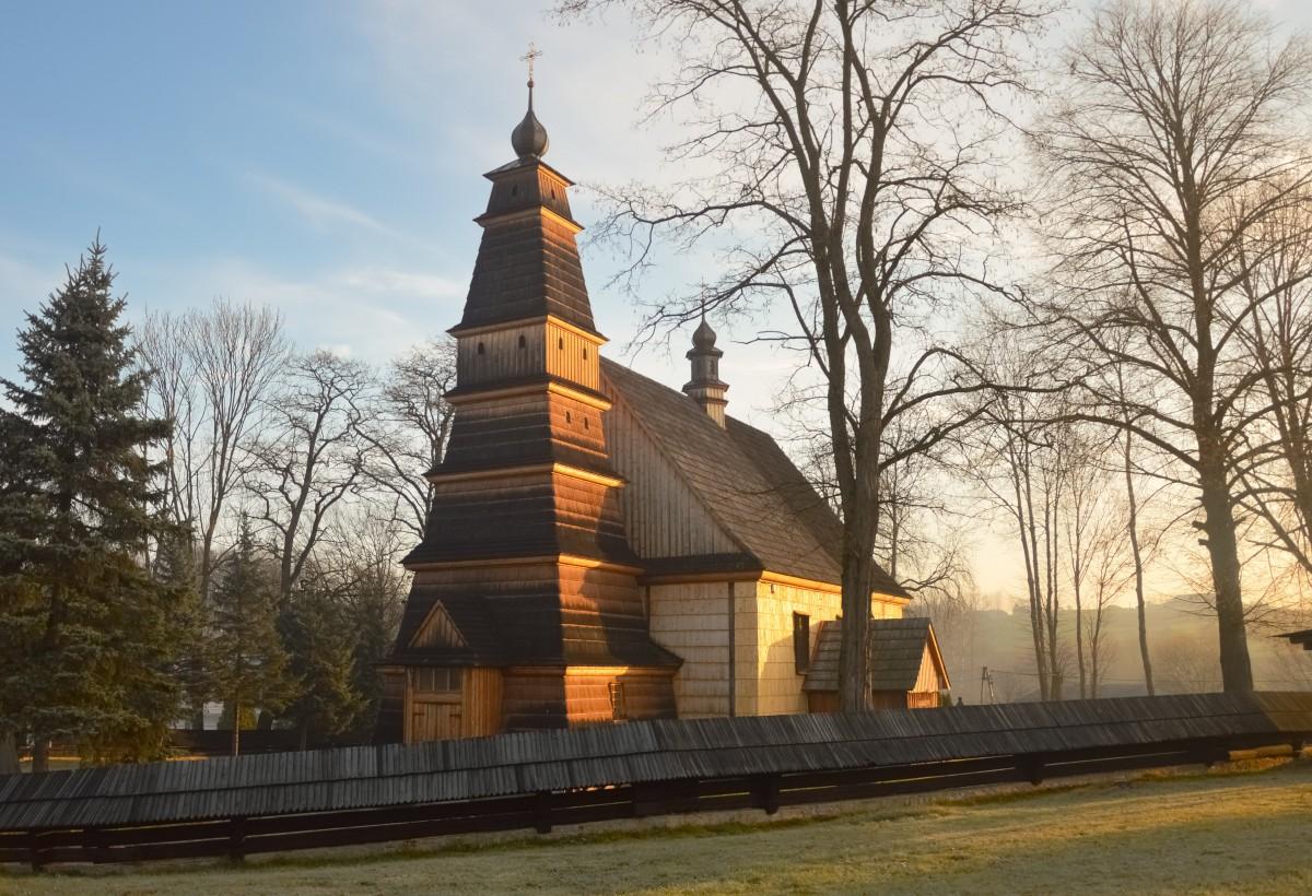 Zdjęcia: Rożnowice, Małopolska, O Poranku, POLSKA