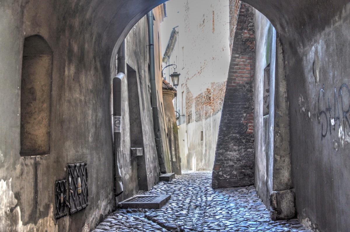 Zdjęcia: Lublin, Lubelszczyzna, Zaułki Starego Miasta, POLSKA