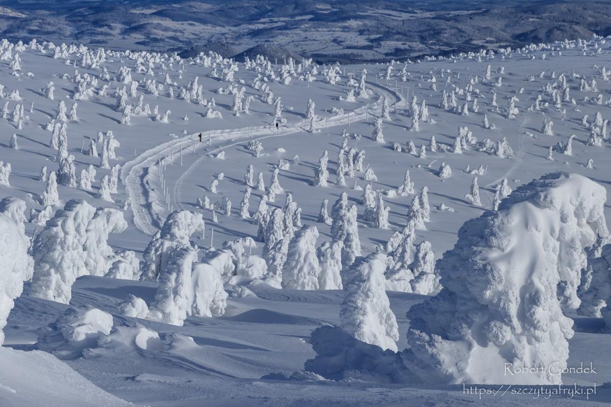Zdjęcia: Karkonosze, Karkonosze, Karkonosze zimą, POLSKA