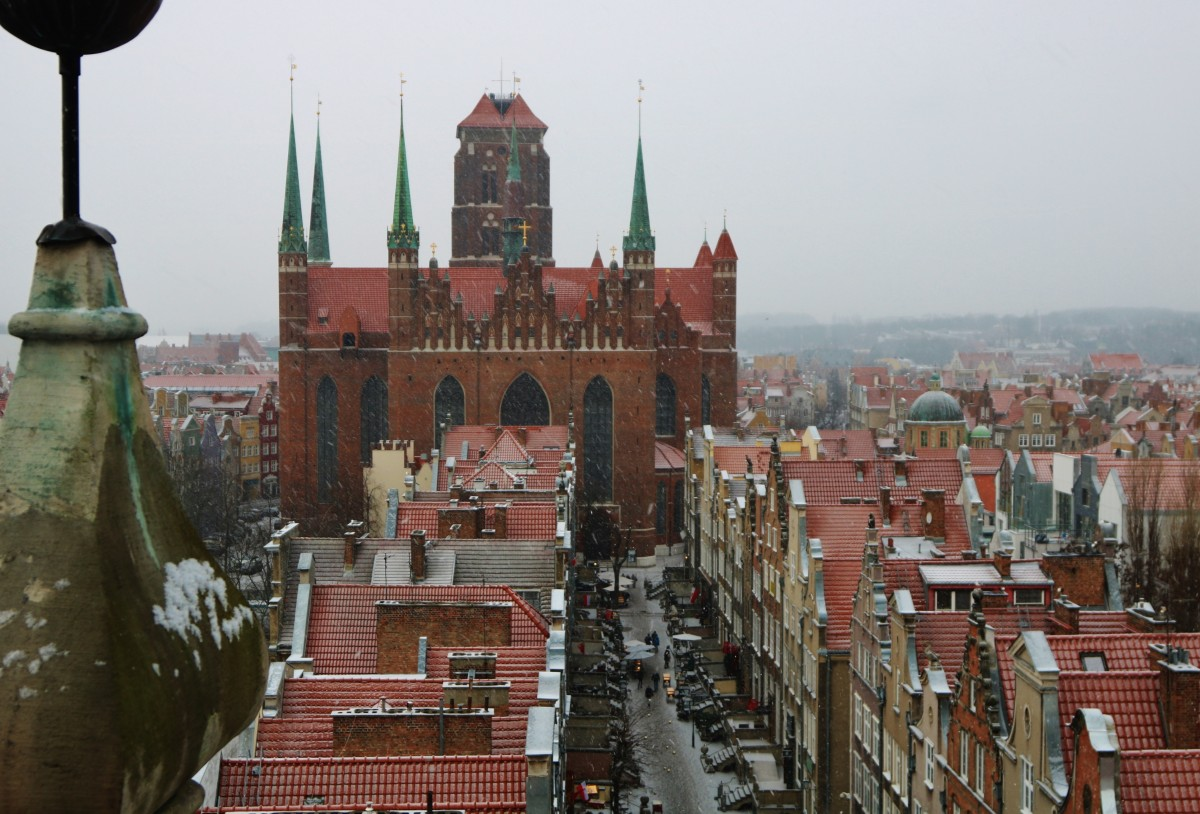 Zdjęcia: Gdańsk, Pomorze, Mariacka , POLSKA