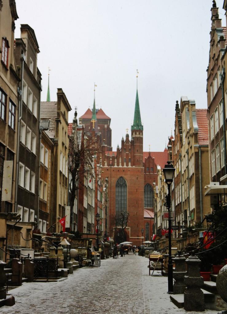 Zdjęcia: Gdańsk, Pomorze, Mariacka, POLSKA