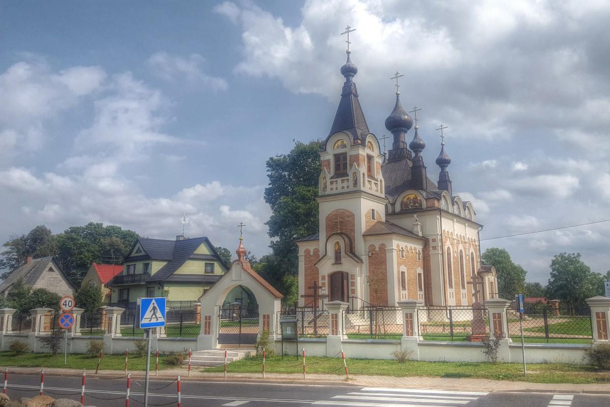 Zdjęcia: Sławatycze, Lubelszczyzna, Prawosławna Lubelszczyzna, POLSKA
