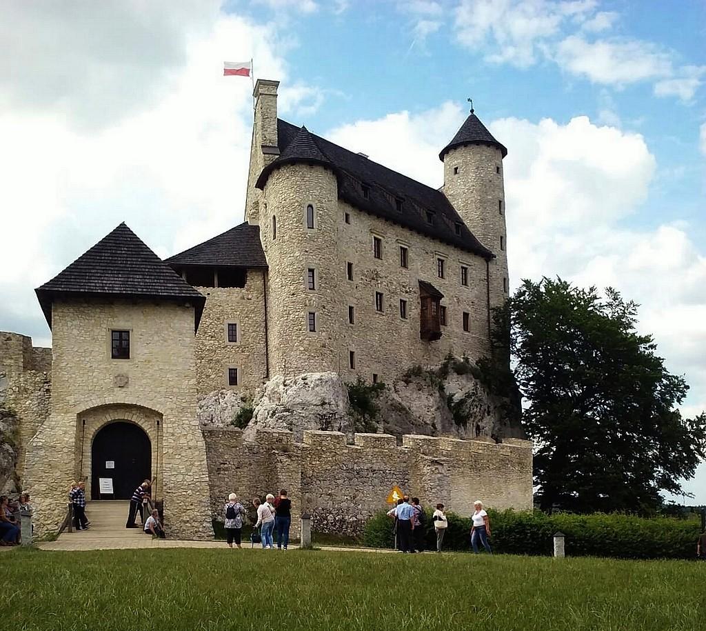 Zdjęcia: Niegowa, śląskie, Zamek Bobolice, POLSKA