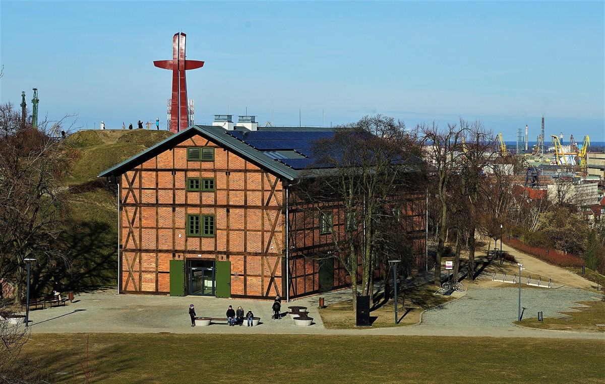 Zdjęcia: Centrum Hewelianum, Gdańsk, Wozownia Artyleryjska, POLSKA