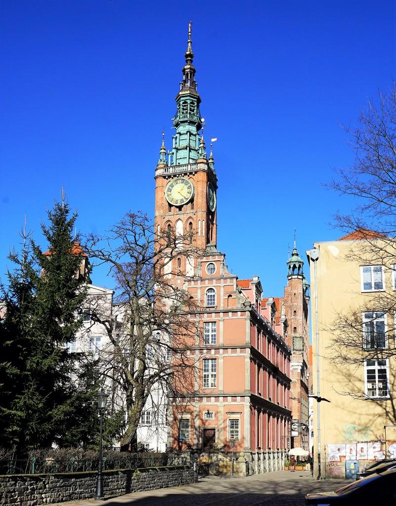 Zdjęcia: ., Gdańsk, Od podwórka, POLSKA