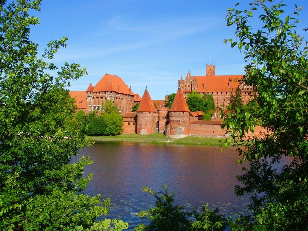 Zdjęcia: Malbork - Zamek, Pomorze, W Malborku, POLSKA