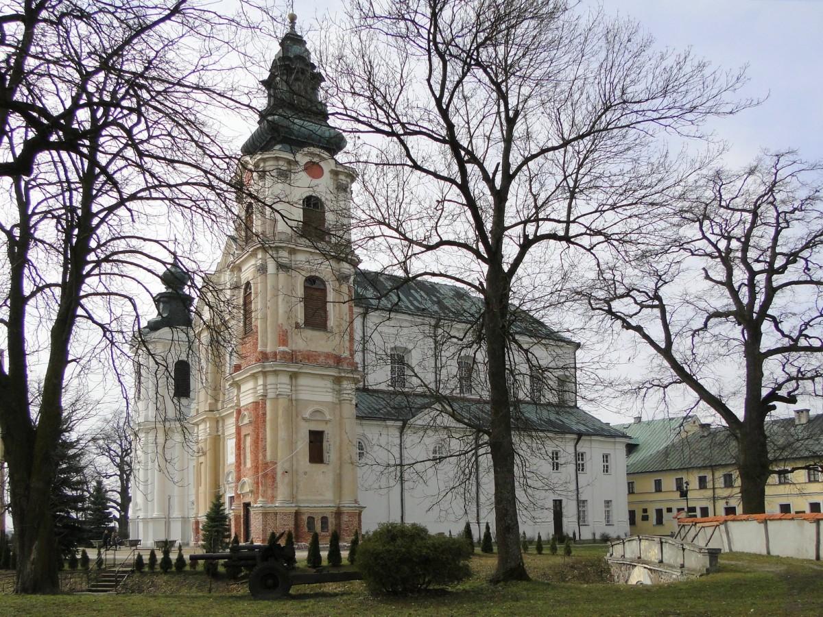 Zdjęcia: Leśna Podlaska, Lubelszczyzna, Sanktuarium Matki Bożej Leśniańskiej., POLSKA