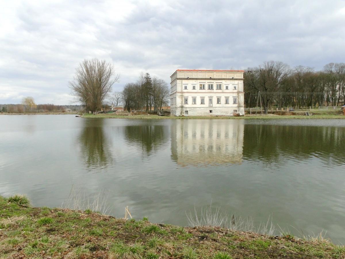 Zdjęcia: Czemierniki, Lubelszczyzna, Pałac Firlejów z XVII w., POLSKA