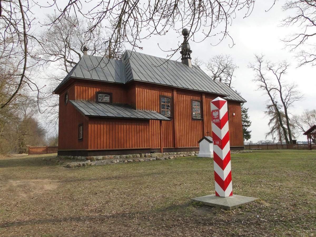 Zdjęcia: Krzyczew, Lubelszczyzna, Nadbużańskie klimaty., POLSKA
